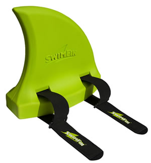 SwimFin Lime